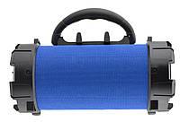 Портативная Bluetooth колонка RIAS F18 Blue (3_6401), фото 1