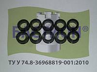Ремкомплект направляющих втулок штанг клапанов Т-16 Т-25 Д-21 (10 шт.)