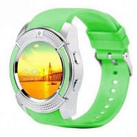 Смарт-часы UWatch V8 Green (3_2062)
