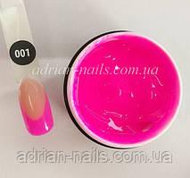 Poly Gel Color Adrian Nails - 001 (15грамм)