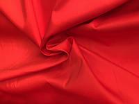 Коттон стрейч Красный