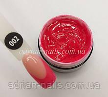 Poly Gel Color Adrian Nails - 002 (15грамм)