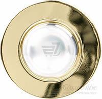 Светильник точечный Feron 1713 E14 золото T30825093