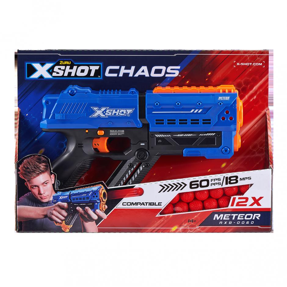 Бластер X-Shot Excel Chaos Meteor