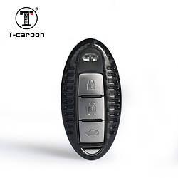 Карбоновый чехол для ключа Infiniti Q30/50/60/70,QX30/50/60/70/80 EX FX 35/37/45