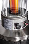 Вуличний газовий обігрівач-парасолька , 13 кВт, фото 8