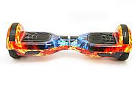 "Гироборд 6,5"" RIAS с самобалансом с Bluetooth и колонками Ice Fire (3_2216), фото 1"