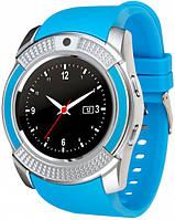 Смарт-часы UWatch V8 Blue (3_2390), фото 1