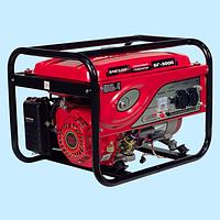 Генератор бензиновый БРИГАДИР Standart БГ-3000 (3.0 кВт)