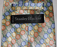 Галстук мужской Stanley Blacker, фото 1