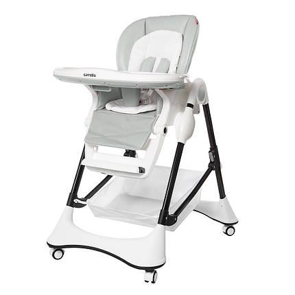 Дитячий стільчик для годування CARRELLO Stella CRL-9503 Tender Blue, фото 2