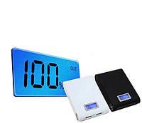 Портативное зарядное Power Bank 11000 mah LCD , внешний аккумулятор