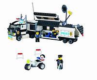 """Конструктор BRICK 128 """"Полицейский фургон"""" (325 деталей)"""
