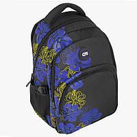 Рюкзак для школы и города 16' Black Pearl, фото 1