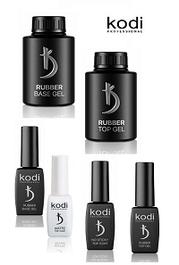 Топы и базы для гель-лаков Kodi Professional