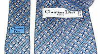 Галстук мужской Christian Dior, фото 1