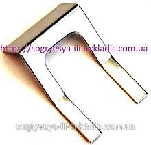 Затискач металевий (без фір.уп, Туреччина) котлів Baxi-Westen, Rens, Zoom та ін, арт.SD19T, к. з.4278/1