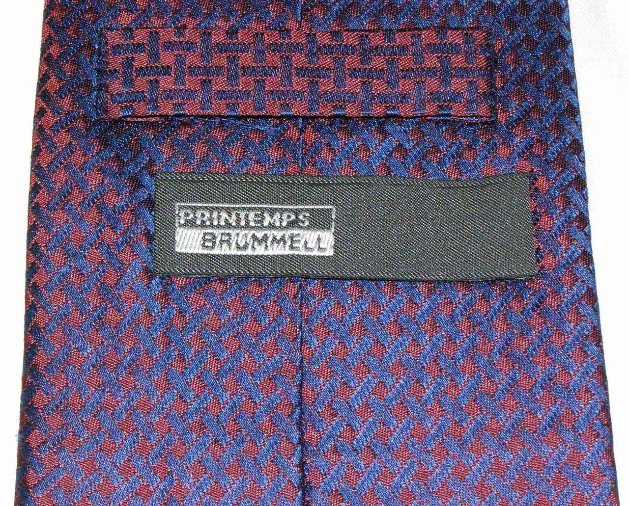 Галстук мужской PRINTEPS BRUMMELL