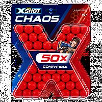 Кулі до бластера X-Shot Chaos 50 шт.
