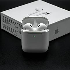 Bluetooth наушники Apple Airpods 2 with sensor (High copy)