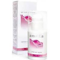 Ночной крем amrita®- увлажняет кожу, разглаживает морщины, восстанавливает липидный барьер(25г)