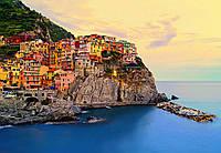 Фотообои: Побережье Италии, 366х254 см, 8 частей