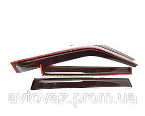 Дефлектор двери ВАЗ 2123 Нива Шевроле ANV-air