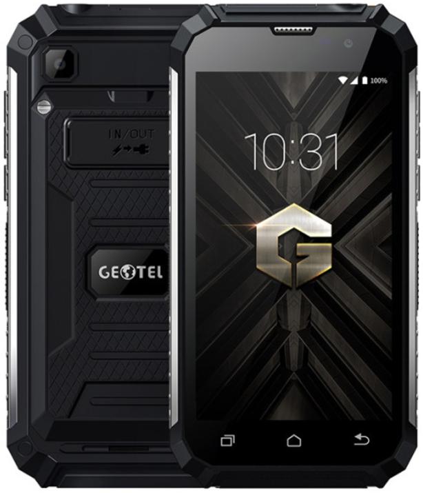 Geotel G1 Terminator Black