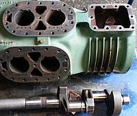 Ремонтно -Сборочные работы 6-х цилиндрового компрессора