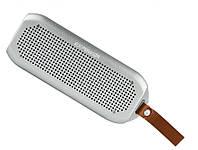 Портативна Bluetooth колонка Expower S222 MP3 White (3_6884), фото 1
