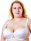 Бюстгальтер Lanny Mode 11288 75D, 80D, 85D, 90D, 95D белый, фото 2