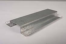 Оцинкованный профиль шляпный  (ФПОА-01-40), тол. 1,2 мм