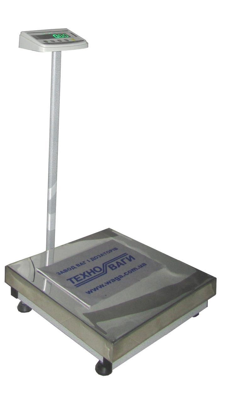 Ваги платформні електронні ТВ1-200-20-(400х550)