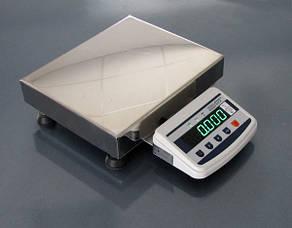 Ваги платформні електронні ТВ1-200-20-(400х550), фото 2