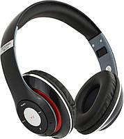Беспроводные наушники MDR TM 010S MicroSD Bluetooth MP3 Black (3_00123), фото 1