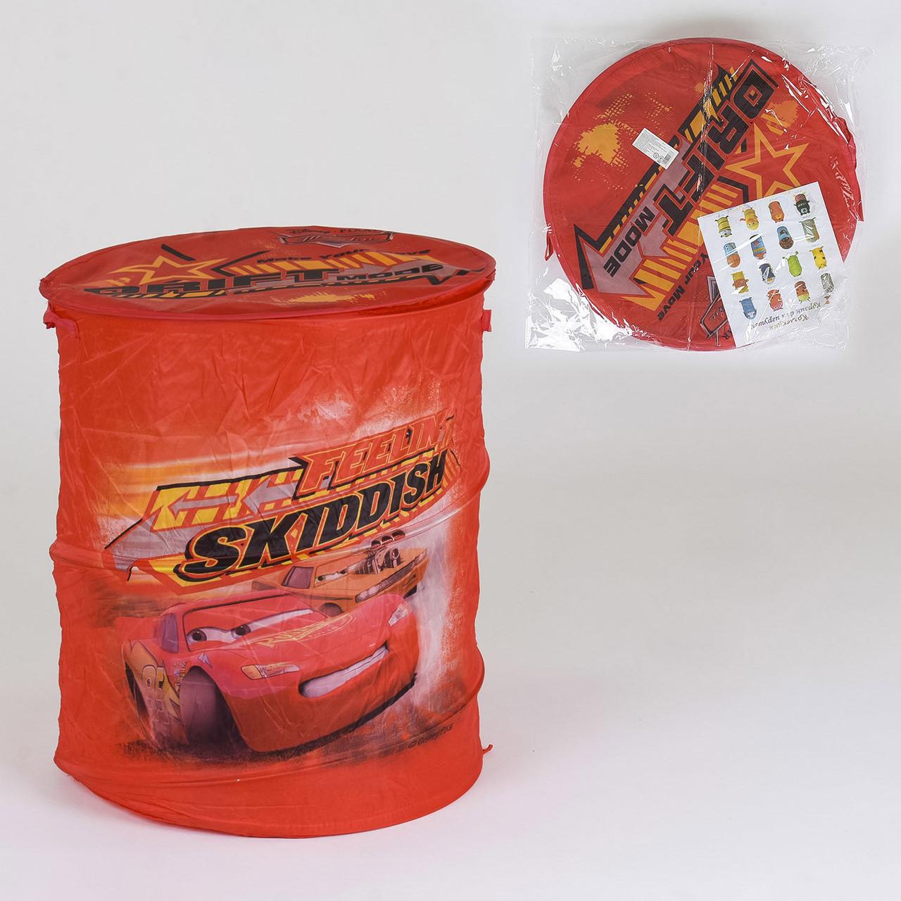 Корзина для игрушек В 02037 В кульке Гарантия качества Быстрая доставка