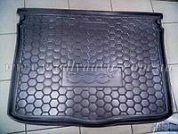 Коврик в багажник FIAT 500X с 2014 г. (AVTO-GUMM) полиуретан