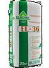 Евроимкс EL 36 Смесь для кладки клинкерного кирпича (белого цвета - кладка белый шов)