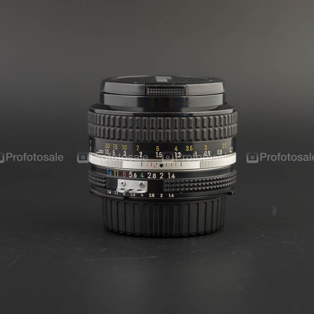 Nikon 50 mm f/1.4