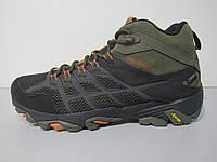 Ботинки мужские Merrell Moab Fast 2 Mid  Gore-Tex (J77489) (оригинал), фото 1