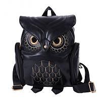 Женский рюкзак RIAS Owl Black (3_2347), фото 1