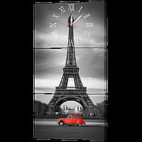 Настенные часы/Модульная картина DK Store s515T Париж 530х1030 мм (hub_RuTQ78130)