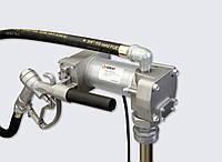 Электрический насос для перекачки топлива - 24 В., 57 л / мин. c шлангом 12'x3/4 '' GROZ 44041  FPM-24.