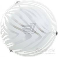 Светильник настенно-потолочный УТ Сяйво НПБ Виктория 2x60 Вт E27 белый 3017 T30529125