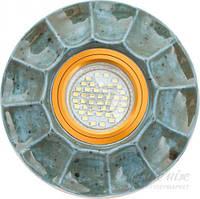 Светильник точечный Romanof Ceramics Голубая жемчужина MR16 GY6.35 1234-05 T30812812