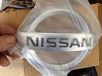 Эмблемы, значки Nissan