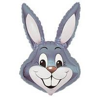 FM Мини-фигура Кролик серый 42см X 24см