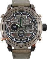 Мужские наручные часы AMST AM3022 Grey (3_6770)