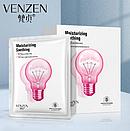Набор масок для лица Venzen Moisturizing Soothing Brigh 25 g (10 штук в упаковке), фото 2