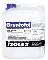 GRUNTOFOL гидрофобная грунтовка для укрепления поверхности